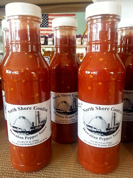 North Shore Goodies Hawaiian Pepper Sauce at the store