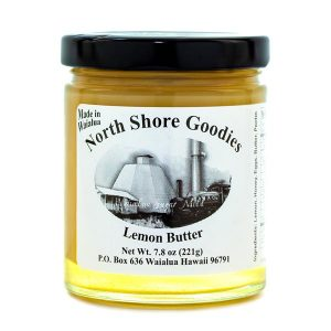 Lemon Butter made by North Shore Goodies Hawaii