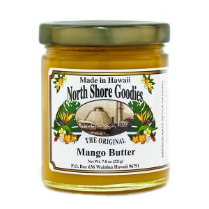 Mango Butter made by North Shore Goodies Hawaii