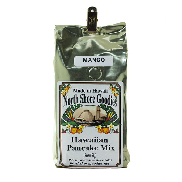 Mango Hawaiian Pancake Mix