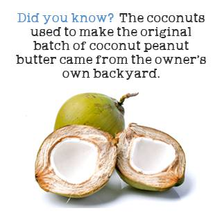 we use real coconuts