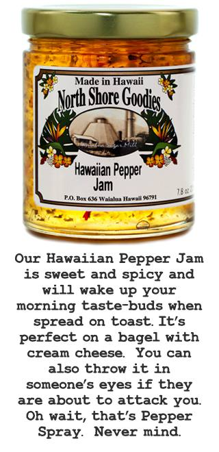 hawaiian pepper jam