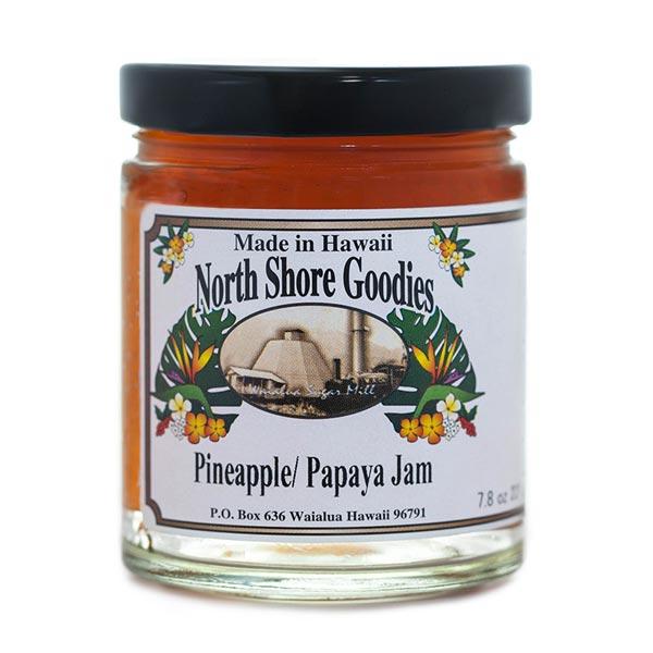 Pineapple-Papaya Jam