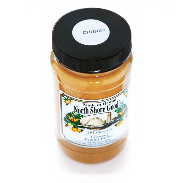 Chunky Coconut Peanut Butter