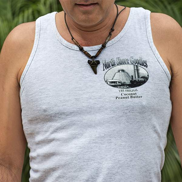 North Shore Goodies Tank Top Front