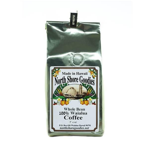 Whole Bean Waialua Coffee