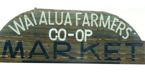 Waialua Farmers Market