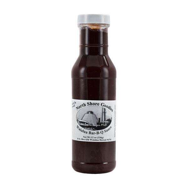 Waialua Bar-B-Q Sauce