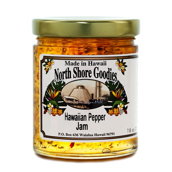 Hawaiian Pepper Jam by North Shore Goodies Hawaii