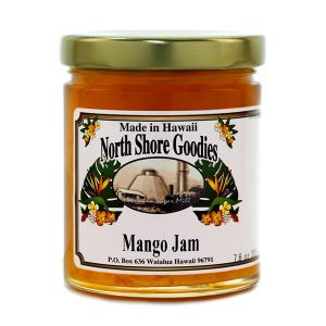 Mango Jam by North Shore Goodies Hawaii