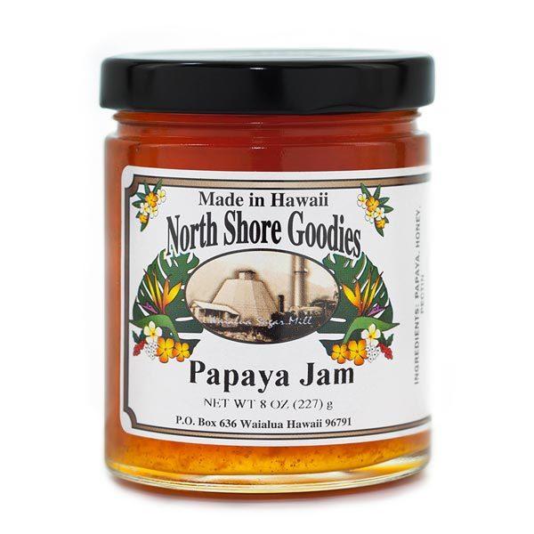 Papaya Jam by North Shore Goodies Hawaii