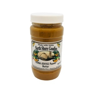 Kona Coffee Peanut Butter
